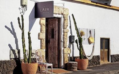Lapa, la tienda de artistas