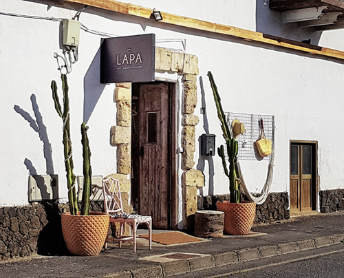 Lapa, the artists' shop