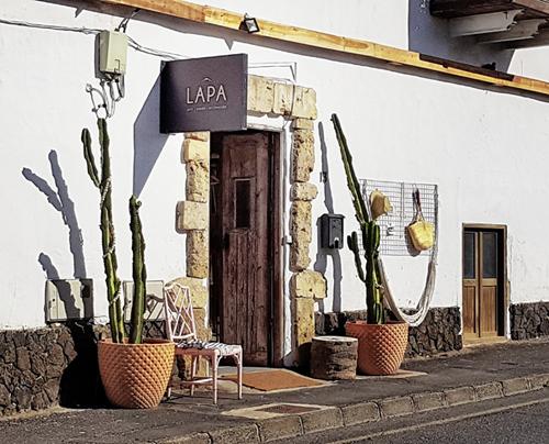 Lapa, the artists' shop