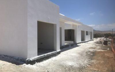 La Casa se revêt de blanc