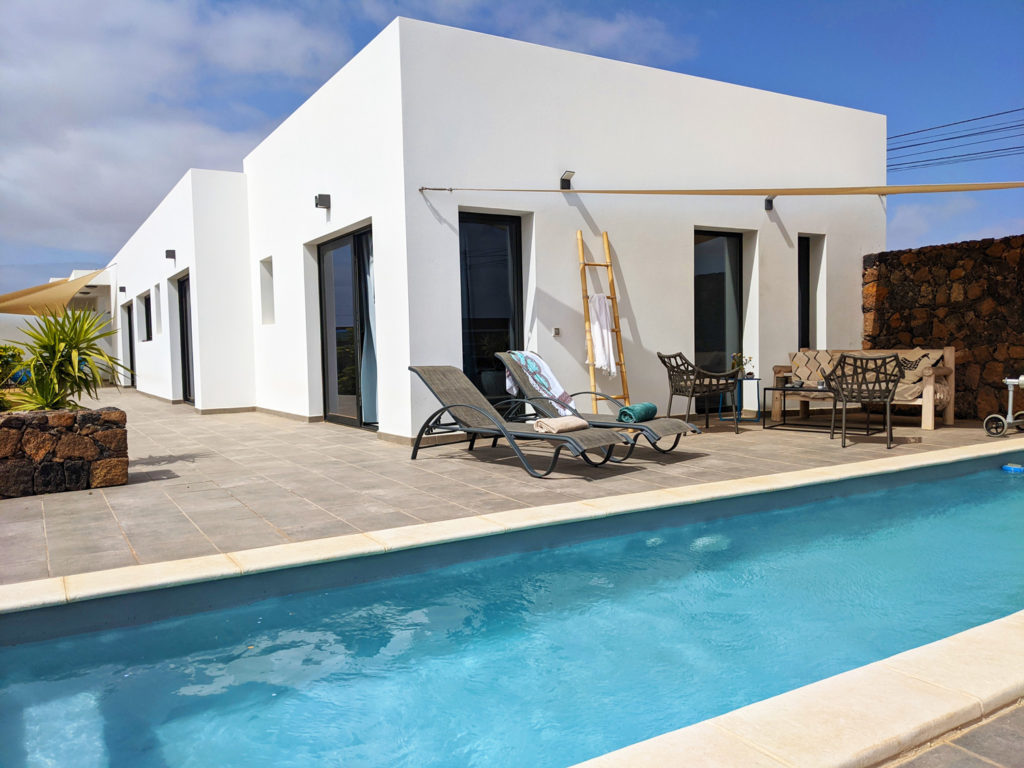 Casa Zen villa de vacances à Lajares Fuerteventura
