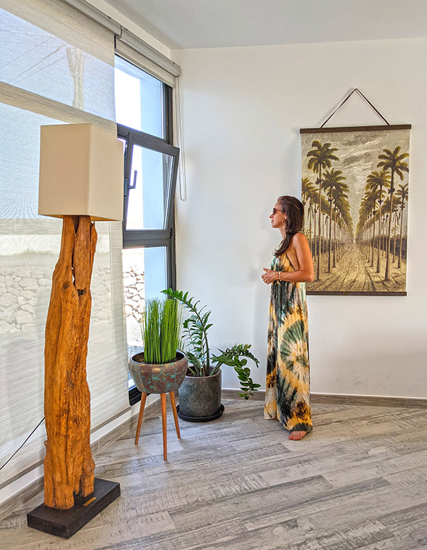 location maison de vacances design à Fuerteventura (Lajares)